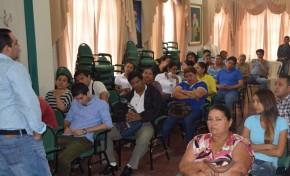 """TED Beni socializa """"voto asistido"""" rumbo al Referendo Constitucional"""