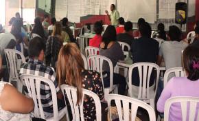TED Cochabamba inicia capacitación de Facilitadores Electorales