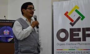 TED La Paz socializa Referendo Constitucional  con periodistas de El Alto