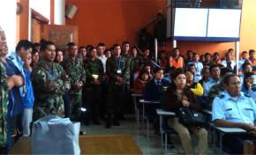 TED  Cochabamba imparte talleres sobre Referendo 2016 ante organizaciones e instituciones