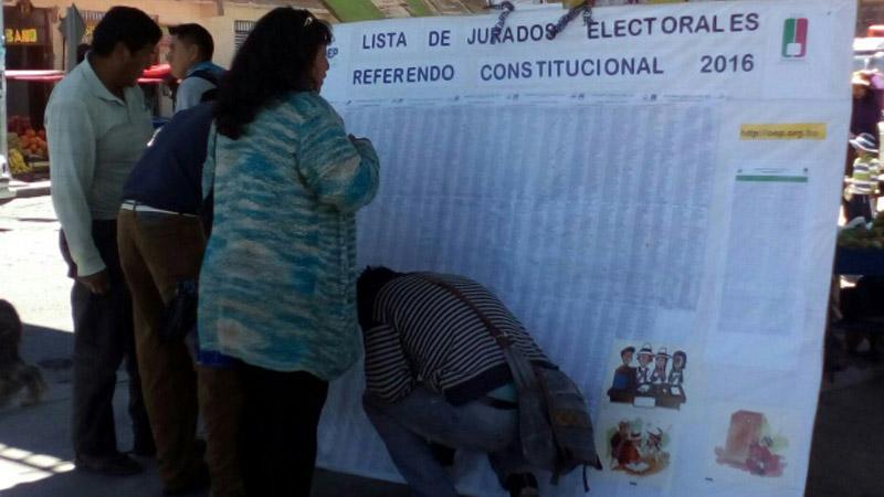 paneles jurados electorales zona alata de la ciuda dde Potosí (3)