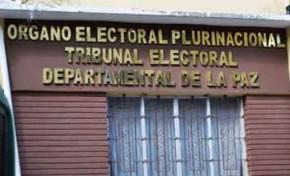 TED La Paz recibirá solicitudes de permisos de circulación vehicular hasta mañana