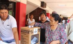 Bolivianos comprometidos con el país emitieron su voto en Mendoza