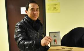 Milán: Masiva participación de boliviamos desde las primera horas del Referéndum