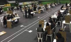 Barcelona vivió éxitosa jornada electoral por el Referendo Constitucional 2016