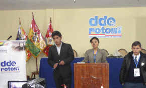 33 Direcciones Distritales de Potosí recibieron la convocatoria para elección de Parlamentarios Juveniles MERCOSUR