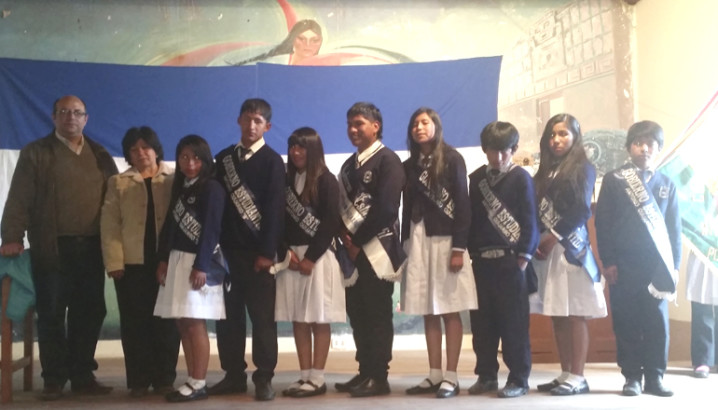 gobierno estudiantil Antonio Quijarro B edit