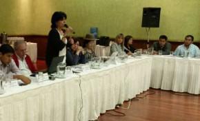 Tarija es sede del Taller Nacional de Evaluación del Referendo Constitucional 2016