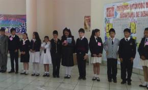 En el día del niño y la niña sesionan alcaldesa, concejalitos y concejalitas de Potosí