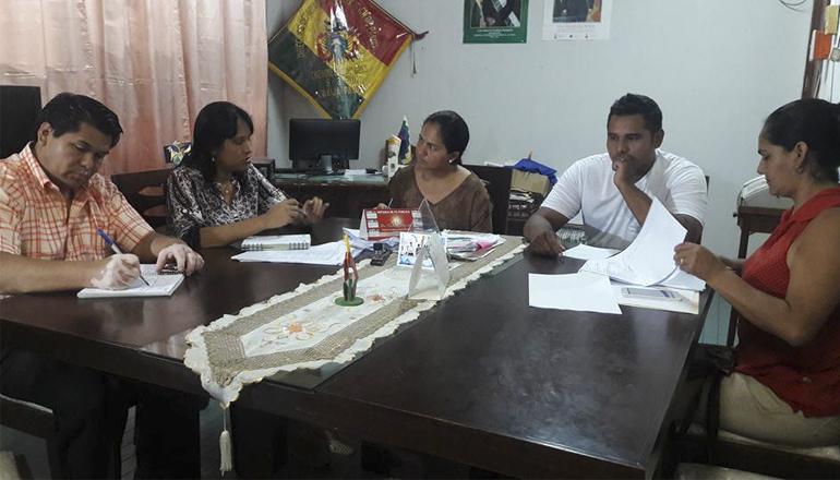 reunión Trinidad