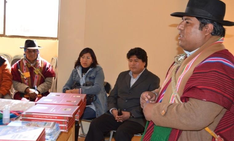 1.  Concejales y Asambleístas que fueron parte en la elaboración de la carta orgánica del municipio de Viacha.