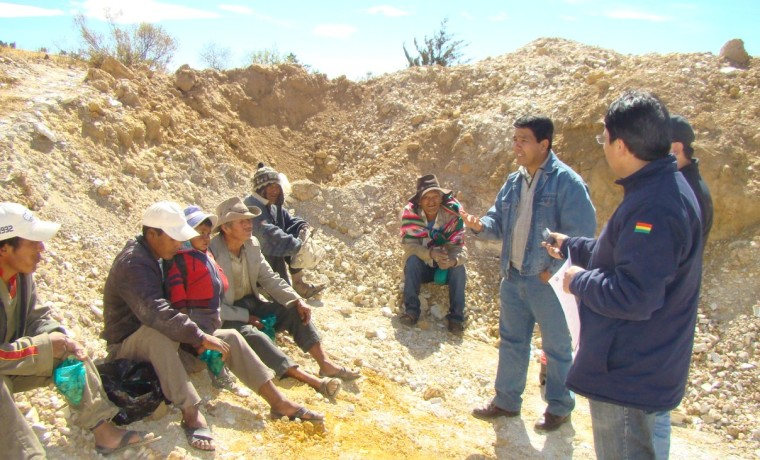 1. Responsable SIFDE Cochabamba presente durante la reunion.