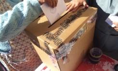 En Santa Cruz y Chuquisaca cierran los revocatorios y ningún proceso avanza