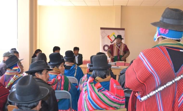 3.  Concejales y Asambleístas que fueron parte en la elaboración de la carta orgánica del municipio de Viacha.