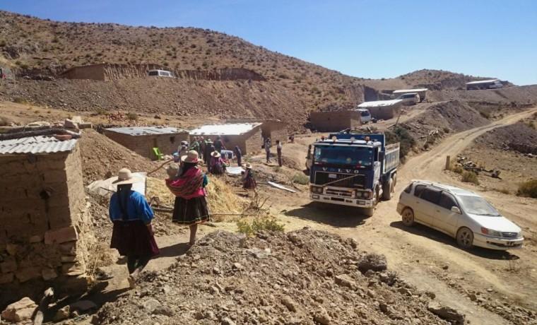 4. Parte de la comunidad de Huayllojo.