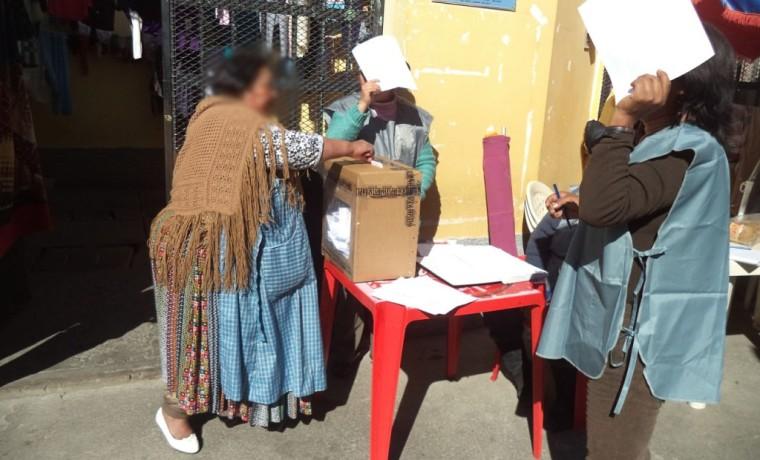 5. Interna emite su voto.