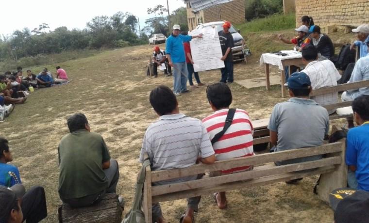 1. Consulta previa comunidad Yervani Ñequejahuira.