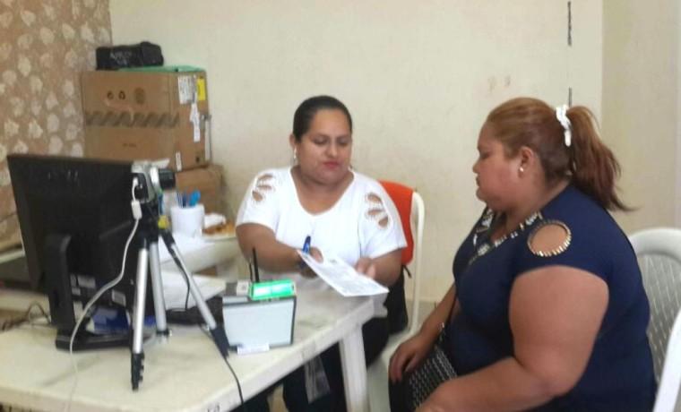 1. Tarija, Yacuiba. Inicio del registro en el padrón electoral.