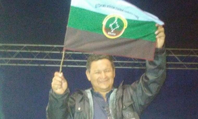 12. Luis Tercero, electo como representante al Órgano Legislativo.