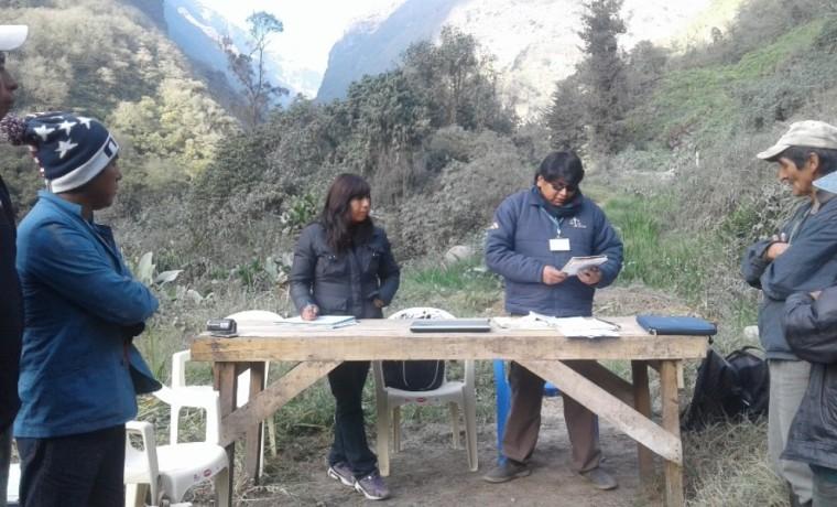 2. Consulta previa comunidad Yervani Ñequejahuira.