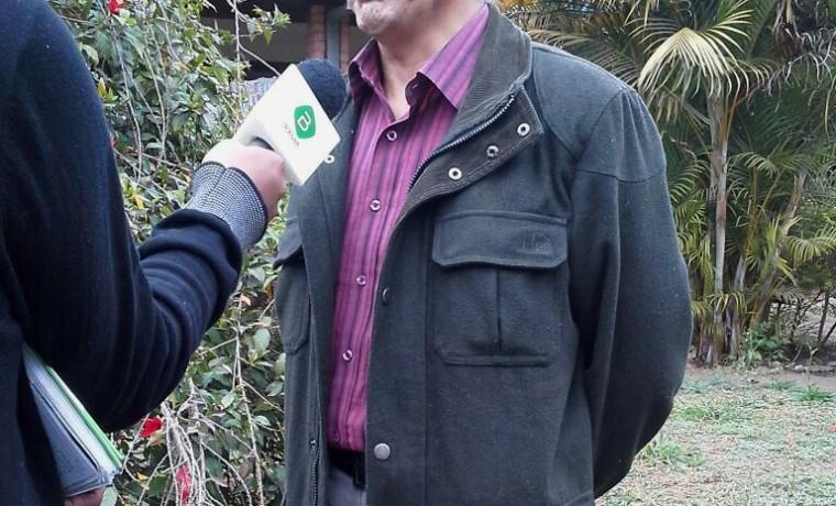 3. El viceministro de Autonomías Indígenas, Gonzalo Vargas, que acompañó la Asamblea Interzonal.