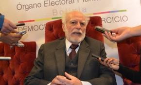 """Iván Guzmán de Rojas: """"El Órgano Electoral se ha fortalecido respecto a la confianza e independencia"""""""