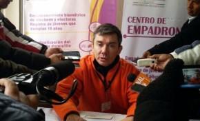 Gran Chaco: Más de 4 mil ciudadanas y ciudadanos se registraron en el Padrón