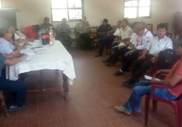 OEP coordina acciones rumbo a la conformación del primer autogobierno indígena de Charagua