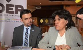 """Juan Pablo Pozo: """"Las misiones internacionales de observación electoral son sinónimo de  mejora"""""""