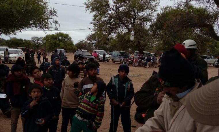 21. Las y los niños presenciaron el conteo de votos.