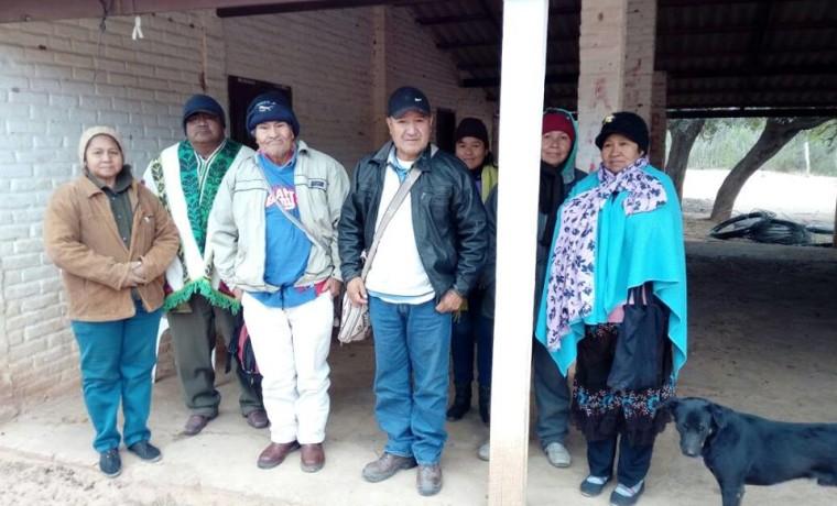 4. El desarrollo de la jornada en Charagua Estación se desarrolla con normalidad.