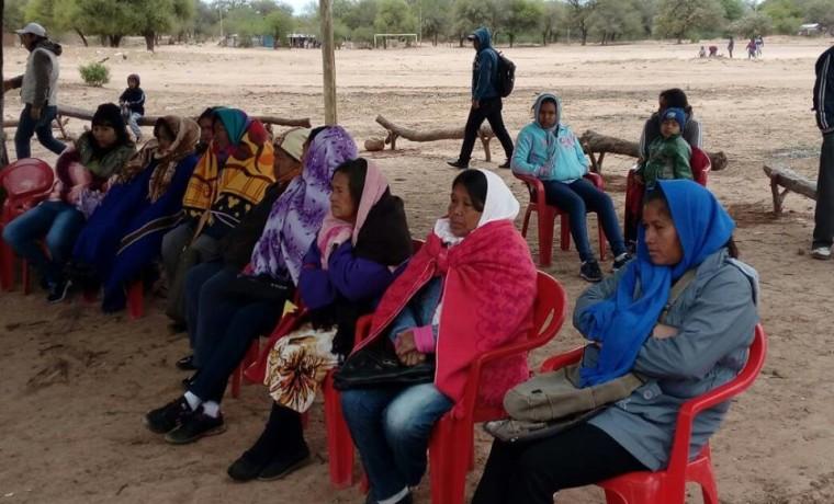 5. Las y los delegados de las 29 comunidades que integran la zona del Alto Isoso elegirán a sus autoridades.