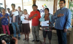 """Juan Carlos Noe: """"La autonomía indígena nos permitirá desarrollar nuestras potencialidades"""""""