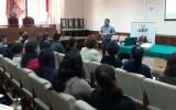 Tarija: 27 personas inician el primer curso permanente de notarias y notarios electorales