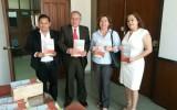 Entregan más de 17 mil ejemplares de los proyectos de cartas orgánicas de Yapacaní, Buena Vista y Cuatro Cañadas para la socialización