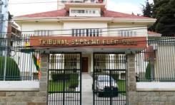 El TSE toma conocimiento de la renuncia de José Alberto Gonzales a la Primera Senaturía por La Paz