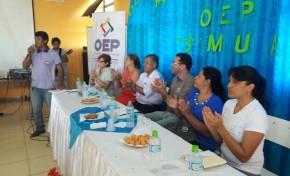 Abren curso para maestros en formación para integrar la Democracia Intercultutal y Paritaria en su trabajo