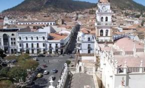 78% de los habitantes de Sucre están convocados al Referendo Autonómico
