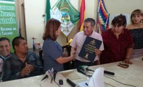 Asamblea del Gran Chaco prepara la conformación del Ejecutivo Regional