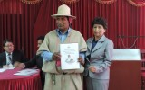 Entra en vigencia el Estatuto Autonómico de la nación Uru Chipaya