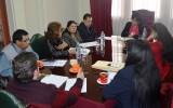 Vocales del TED La Paz entregan información al TSE para la administración mientras duren acefalías