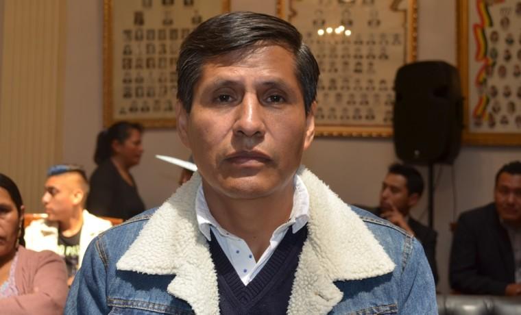 Vocal TED Cochabamba, Delfín Álvarez.