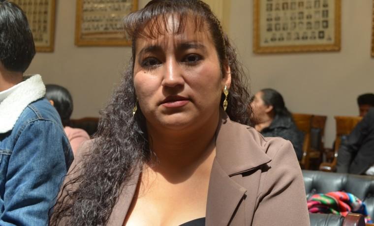 Vocal TED Cochabamba, Jaqueline García