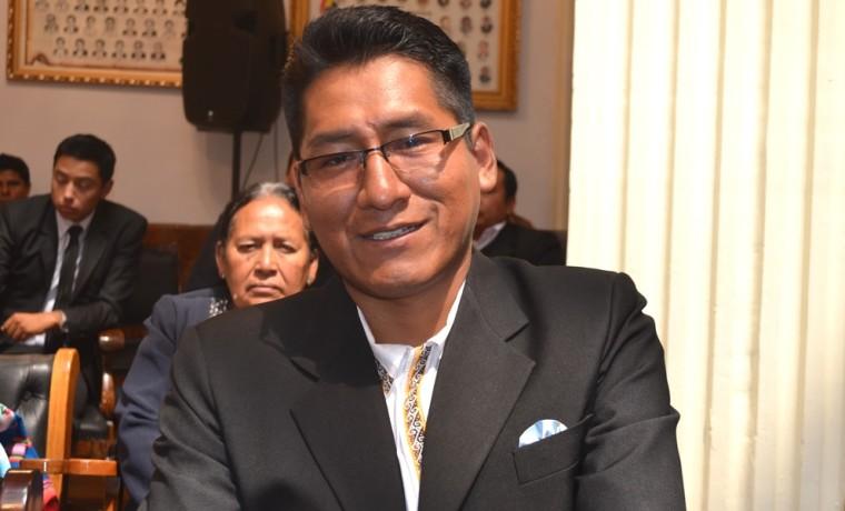Vocal TED Cochabamba, Martín Montaño.