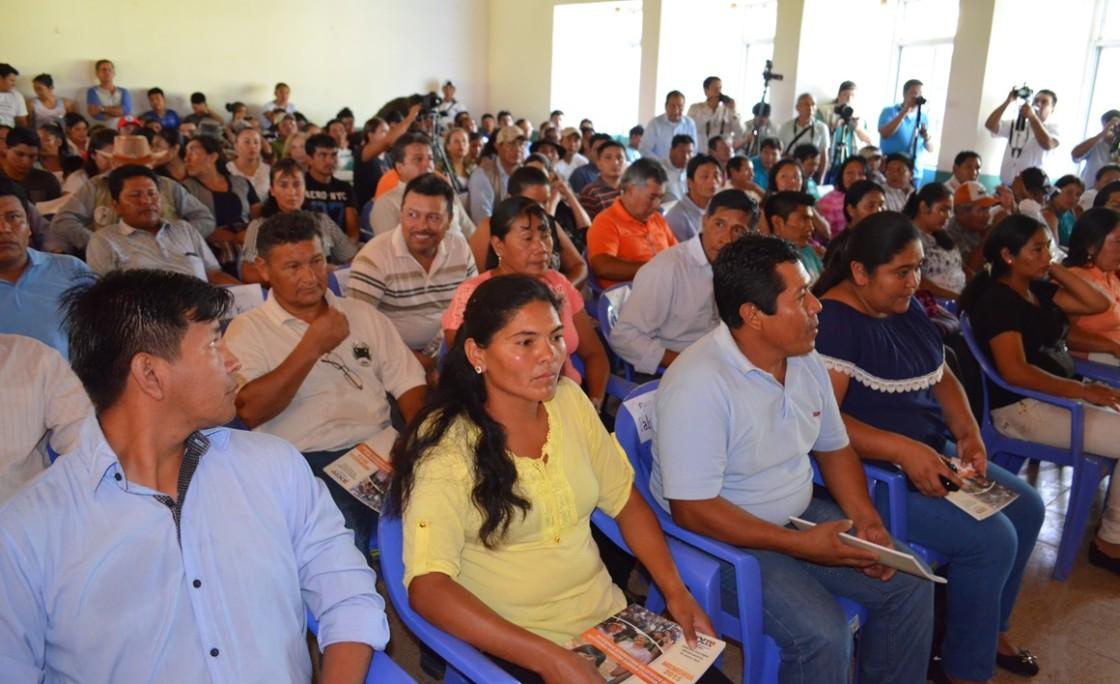 Nace el primer Autogobierno Indígena de Bolivia