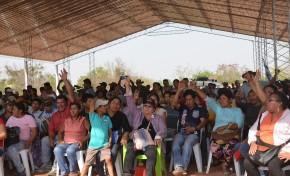 Guaraníes de Charagua redactaron un estatuto para vivir en una Tierra sin mal