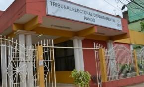 Vocales de tres tribunales electorales departamentales concluyen su gestión y aún no tienen sucesores