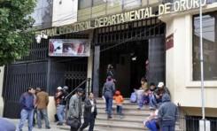 El TED Oruro archivó las solicitudes de personalidad jurídica de siete agrupaciones políticas por incumplimiento de requisitos