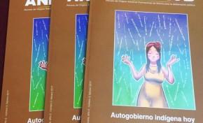 OEP presentará en Cochabamba la Revista Andamios dedicada a analizar las Autonomías Indígenas
