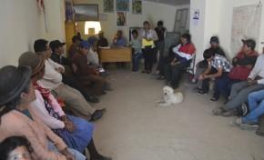 Potosí: pobladores de tres comunidades aprueban explotación minera en sus regiones